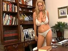 Sexy milf has the greatest natural rack