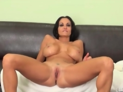 Milf Ava Addams swings her big tits around