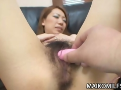 Hairy Wet crack Japanese MILF Sex