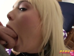 PervCity Alexis Bombshell Blonde Anal